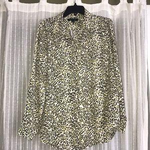 Banana Republic Dillon Classic Fit blouse